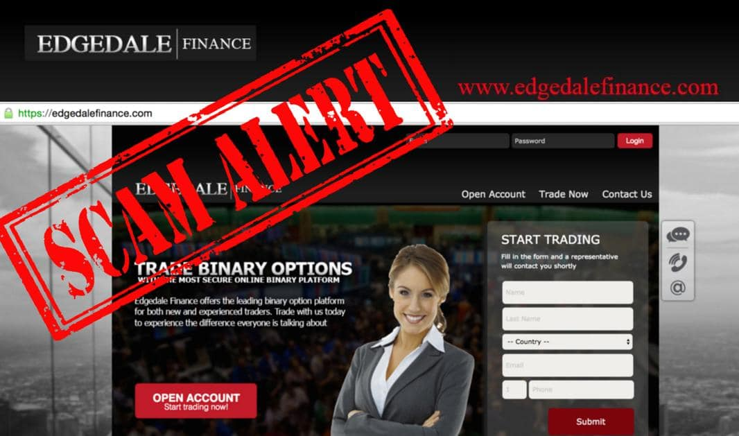 edgedale finance opciones binarias