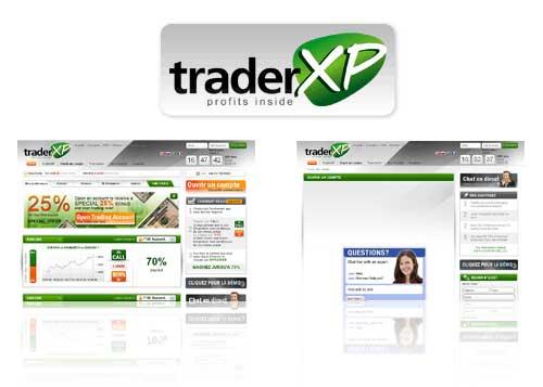 pagina web de traderxp broker de opciones binarias
